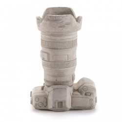Decoratiune din ciment 22,5 cm Camera Two  Seletti