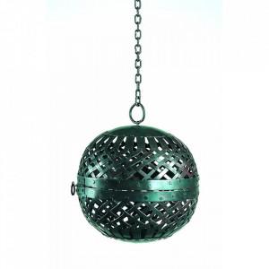 Decoratiune suspendabila neagra din metal Klode Nordal