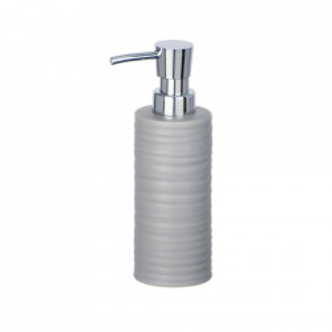 Dispenser gri/argintiu din ceramica 260 ml Mila Soap Wenko