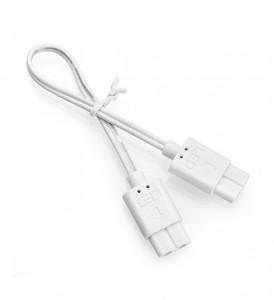 Extensie cablu alimentare 15 cm Combine Male-Male White Markslojd