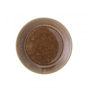Farfurie maro din ceramica 20 cm Pixie Bloomingville