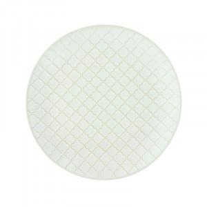 Farfurie pentru desert din ceramica 20 cm Ivy Cloud LifeStyle Home Collection