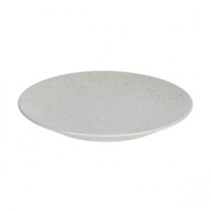Farfurie pentru desert gri din ceramica 20,5 cm Aratani Kave Home