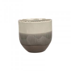 Ghiveci multicolor din ceramica 18 cm Raj Lifestyle Home Collection