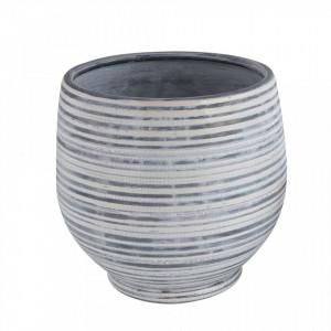 Ghiveci multicolor din ceramica 20 cm Tavia Creative Collection