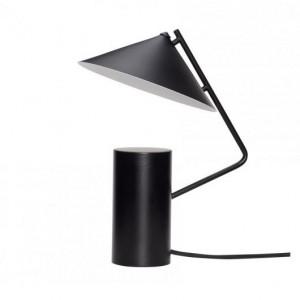 Lampa birou neagra din metal 22 cm Henry Hubsch