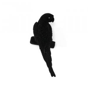 Lampa de veghe neagra din rasina Light My Fire Black Bold Monkey