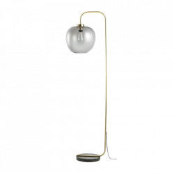 Lampadar multicolor din metal si sticla 180 cm Grape Floor Bolia