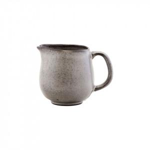 Latiera gri din ceramica 10 cm Stone Nicolas Vahe