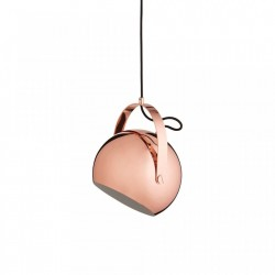 Lustra aramie din metal Copper Pendant Frandsen Lighting