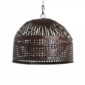 Lustra maro din fier Basket Raw Materials