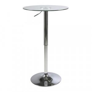 Masa bar din sticla si metal 60 cm Nido Actona Company