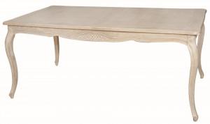 Masa dining extensibila din lemn de mesteacan 104x178/228 cm Venezia Livin Hill