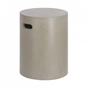 Masuta pentru exterior grej din ciment 35 cm Jenell Kave Home