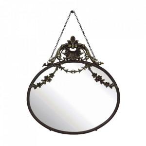 Oglinda din sticla 27 cm Topas Bloomingville