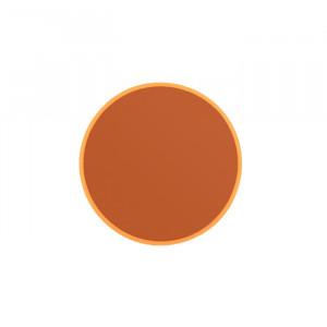 Oglinda rotunda portocalie You're So Ugly S Bold Monkey