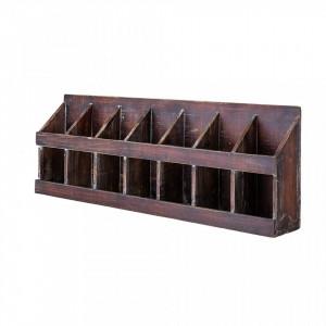 Organizator maro din lemn de brad Stania Creative Collection