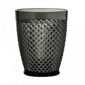 Pahar negru din polistiren 370 ml Cuppa Bloomingville