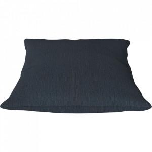Perna de podea pentru exterior albastru inchis din olefina 40x40 cm Classic Bolia