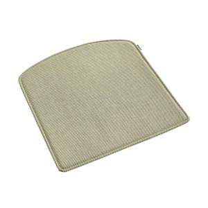 Perna sezut patrata verde din textil 41x41 cm Pause Woud