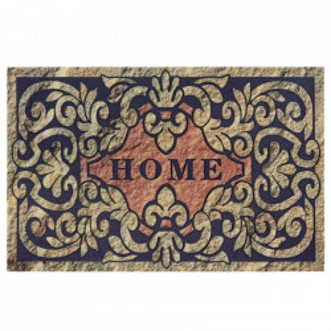 Pres bej/gri dreptunghiular pentru intrare din polipropilena 45x70 cm Berma The Home