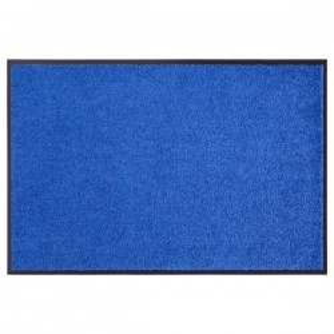 Pres pentru intrare albastru din poliamide Wash Clean Blue Hanse Home (diverse dimensiuni)
