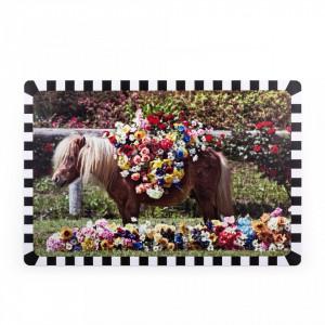 Protectie masa 45x30cm Pony Toiletpaper Seletti