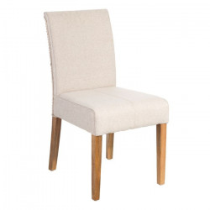 Scaun dining din lemn si textil Arina Ixia