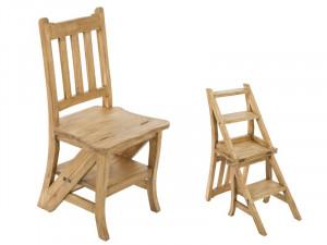 Scaun scara din lemn mindi September Santiago Pons