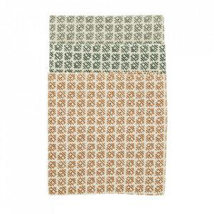 Set 3 prosoape bucatarie multicolore din bumbac Erika Madam Stoltz
