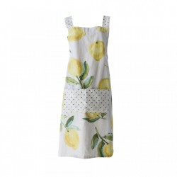 Sort bucatarie multicolor din bumbac Lemon Bloomingville