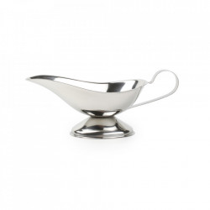 Sosiera argintie din inox 9x21 cm Flavor Aerts