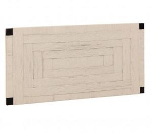 Tablie pat crem/maro din lemn de mango si bumbac 164 cm Shami La Forma
