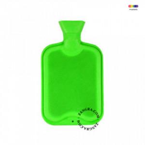 Termofor verde din cauciuc 1 L Large Green Briana Zangra