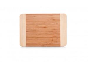 Tocator dreptunghiular maro din lemn 20x28 cm Kitchen Helper Zeller
