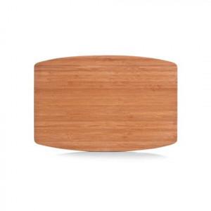 Tocator dreptunghiular maro din lemn 20x30 cm Josh Zeller