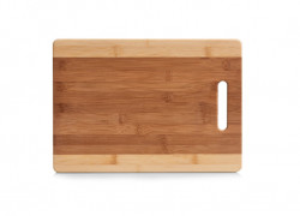 Tocator dreptunghiular maro din lemn 27x38 cm Cutting Board Brown Shades Zeller