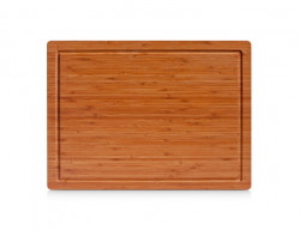 Tocator dreptunghiular maro din lemn 33x45 cm Tasteless Board Big Zeller