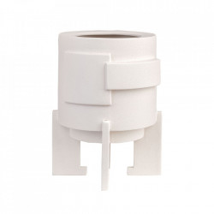 Vaza alba din ceramica 29 cm Nyp Versmissen