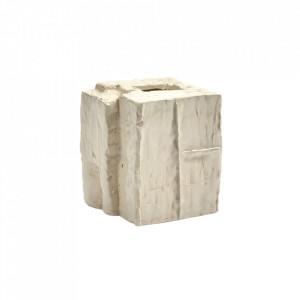 Vaza alba/gri din ceramica 11 cm Love for Nature Serax