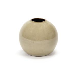 Vaza gri din ceramica 10 cm Terres de Reves Serax
