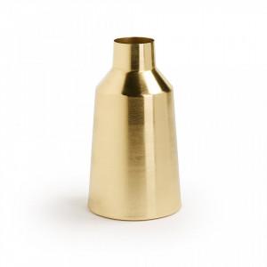 Vaza maro alama din metal 26 cm Carmen La Forma