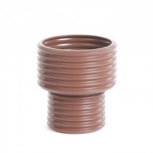 Vaza maro din ceramica 19 cm Aleray La Forma