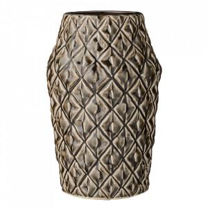 Vaza maro din ceramica 26 cm Scarlet Bloomingville
