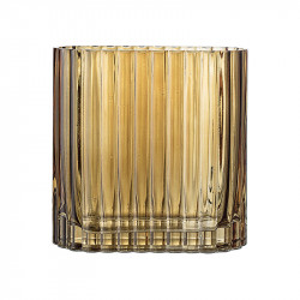 Vaza maro din sticla 14 cm Erato Bloomingville