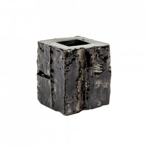 Vaza neagra din ceramica 11 cm Love for Nature Serax