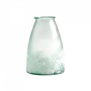 Vaza transparenta din sticla 22 cm Christin Vical Home