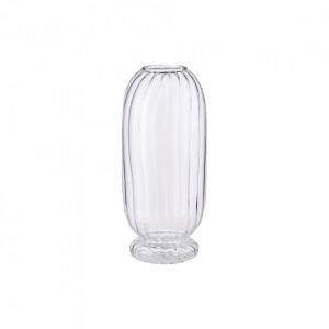 Vaza transparenta din sticla 23 cm Miyabi Medium Bolia