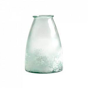 Vaza transparenta din sticla 34 cm Christin Vical Home