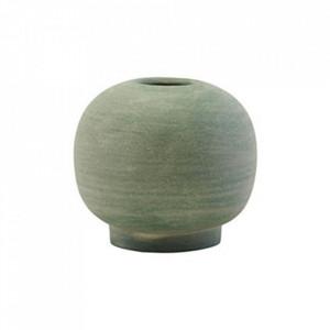 Vaza verde din ceramica 7 cm Mini House Doctor